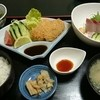 天草洋 - 料理写真:天草洋定食