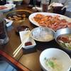 焼肉五苑 - 料理写真:冷麺旨し。