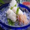 河久 - 料理写真:鱧料理