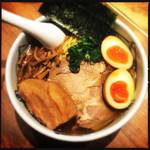 麺屋武蔵 - 武蔵らーめん こってり 大盛