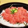 塩竃まぐろ直売・食堂 - 料理写真:まぐろ丼(大盛り)