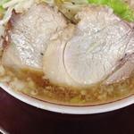がっつり食堂ドカメン - 小豚らぁめん 2014年3月