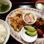 稲岡廣東料理店 - 料理写真: