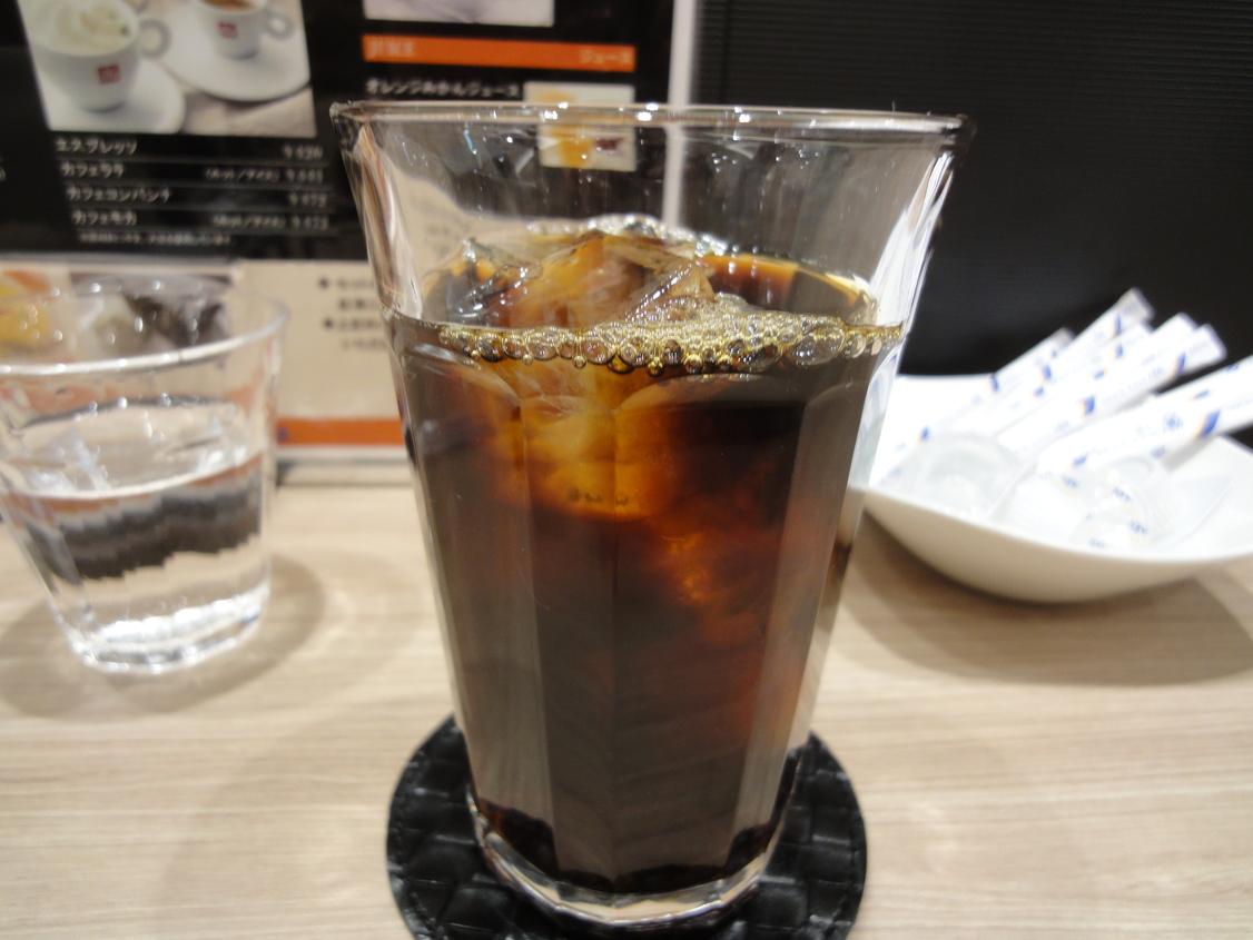 キーコーヒー 上野松坂屋店
