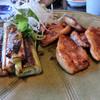 蕎麦 なか原 - 料理写真:鴨焼き