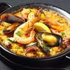 DECO - 料理写真:魚介たっぷりのパエリア