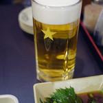 やまと - 生ビール~☆
