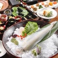 季節に応じた旬魚・旬菜を厳選