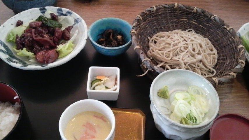 蕎麦遊膳 初花