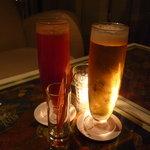Bar&Dining minimum - ☆レッドアイ&シャンディーガフで乾杯です(≧▽≦)~❤☆
