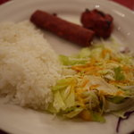 スパイスキッチン - ライス・サラダ