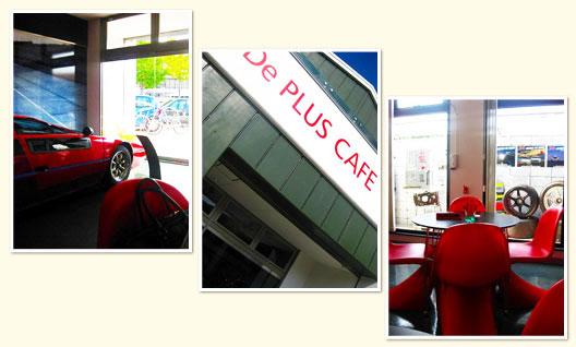 De PLUS CAFE