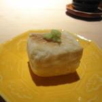 うち山 - 焼き胡麻豆腐