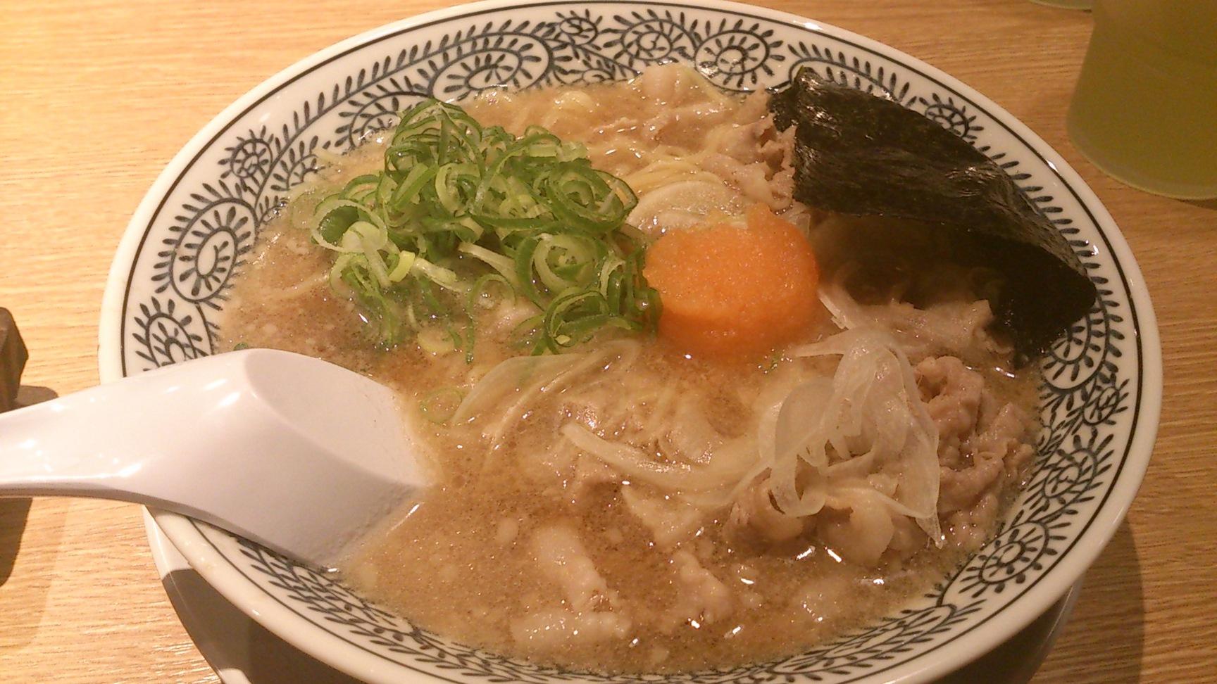 丸源ラーメン 京都南インター店