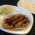 ほっともっと - 料理写真:新・ロースとんかつ弁当 460円☆(第一回投稿分③)