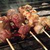 炭火焼鳥はる - 料理写真: