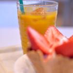 千疋屋総本店 - 芒果(まんご)果汁(かじふ)