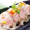 和風ダイニング 一心 - 料理写真:炙りサーモンわさびマヨ