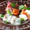 Pizzeria347 - 料理写真:綺麗に盛り付けられた前菜