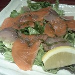 ハイスコアキッチン - 鮮魚のカルパッチョ