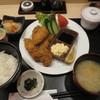 馳走かかしや - 料理写真:カキフライ定食1200円