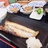 胡のみ - 料理写真:焼き魚定食 ほっけで850円