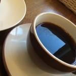 Cafe 5884 - 2014.03 コーヒー(フレンチロースト)