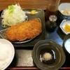 薩摩六白亭 - 料理写真:10枚重ねとんかつ定食(780円)