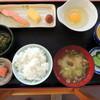 龍乃湯温泉 - 料理写真:朝食 用意完了
