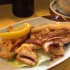 丸八寿司 - 料理写真:ゲソバター