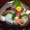 ふしみ亭 - 料理写真:刺身盛合せ