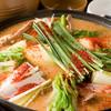 韓国料理 ジンジュ - 料理写真:カムジャタン
