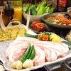 韓国料理 ジンジュ - 料理写真:サンギョプサル&鍋コース