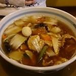三宝亭 - 五目うま煮麺