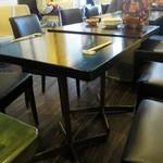 媛 故郷味の旅 - テーブル
