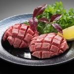 亜李蘭 - 料理写真:霜降りトロタンステーキ