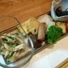 和食感 香ろん - 料理写真:【H26.3.26】先付け。