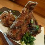 和食感 香ろん - 【H26.3.26】鯖の揚げ物。