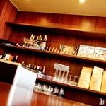 La Pullman Caffe' - シックな内装☆