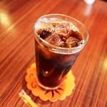 La Pullman Caffe' - セットのアイスコーヒー☆