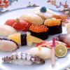 寿司和食しかま - 料理写真:旬の特選握り   季節の素材を贅沢に使い、感動の一品十二貫で仕上げました。