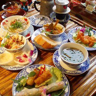 ベトナム料理で宴会しませんか?