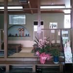 蕎麦游膳 阿部 - 小上がり席(H26.2.20撮影)