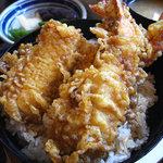 長寿庵 - 天丼