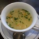 ボンベイ - スープ