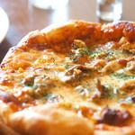 シャルム - 牛肉ピザ