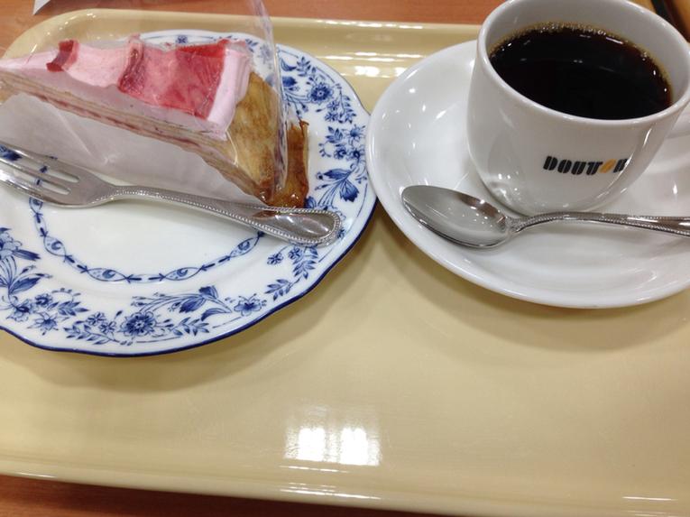 ドトールコーヒーショップ 盛岡駅店