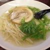 真竜ラーメン - 料理写真:真麺塩550円(2014.03)