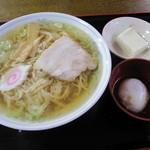 みすゞ庵 - 料理写真:『ラーメン ¥530』