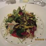 ラシェリール - 彩野菜ギリシャ風